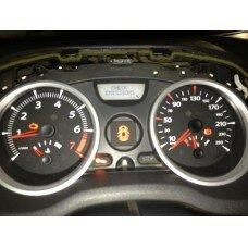 Renault Megane 2007, Dash, 4GJC069048, 24c04, 218015км.